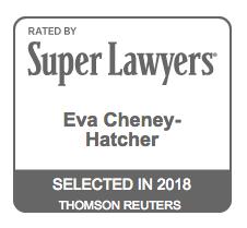 Super Lawyers Eva Cheney-Hatcher